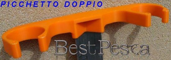 Picchetto Doppio BEST PESCA