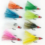 Ancorette BUCKTAIL DRESSED