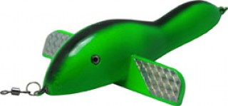FLY LURES 10cm Verde